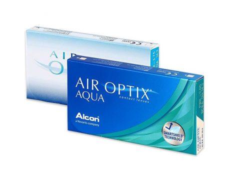 Air Optix Aqua (6 Linsen)