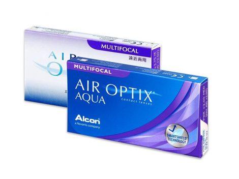 Air Optix Aqua Multifocal (3 Linsen)