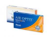Air Optix Night & Day Aqua (3 Linsen)