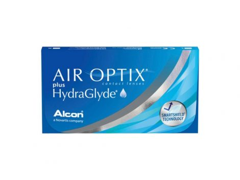 Air Optix Plus (6 Linsen)