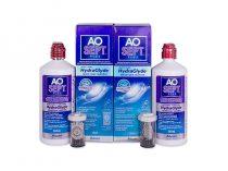 AoSept Plus mit HydraGlyde (2x360 ml)
