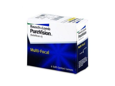 PureVision Multi-Focal (6 Linsen)
