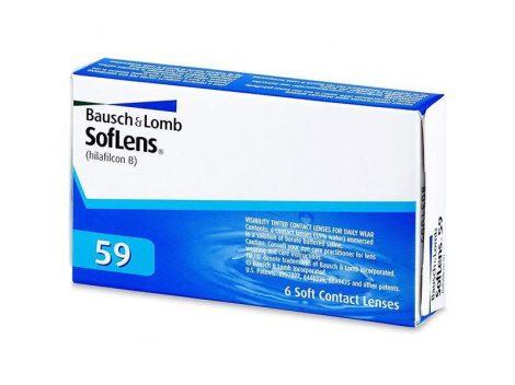 SofLens 59 (6 Linsen)
